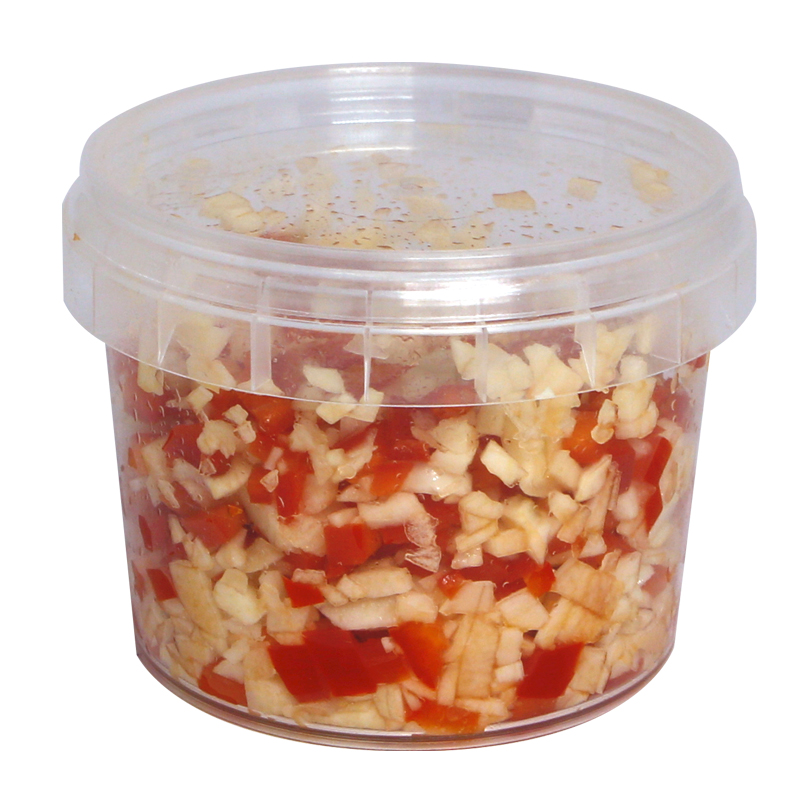 Garlic & red chilli pepper blend